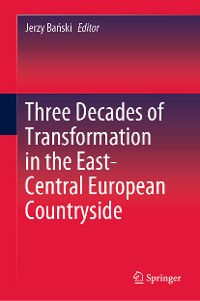 Cover Three Decades of Transformation in the East-Central European Countryside