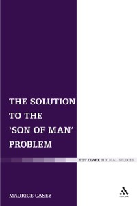 Cover Solution to the 'Son of Man' Problem