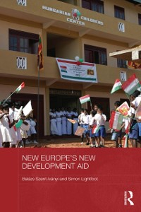 Cover New Europe's New Development Aid