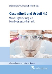 Cover Gesundheit und Arbeit 4.0