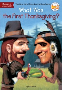 Cover What Was the First Thanksgiving?