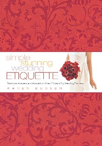 Cover Simple Stunning Wedding Etiquette