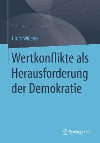 Cover Wertkonflikte als Herausforderung der Demokratie