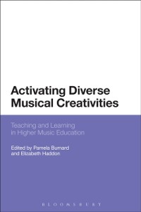 Cover Activating Diverse Musical Creativities