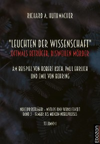 "Cover ""Leuchten der Wissenschaft"": Oftmals Betrüger, bisweilen Mörder"