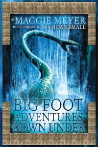 Cover Big Foot Adventures Down Under