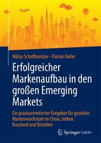 Cover Erfolgreicher Markenaufbau in den großen Emerging Markets