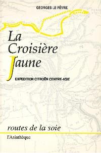 Cover La Croisière jaune