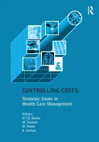 Cover Controlling Costs: Strategic Issues in Health Care Management