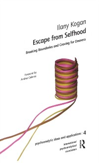 Cover Escape from Selfhood