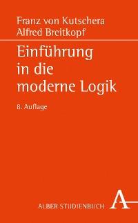 Cover Einführung in die moderne Logik