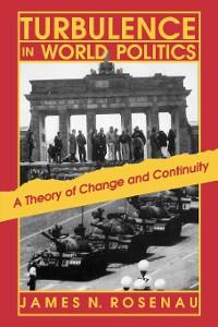 Cover Turbulence in World Politics