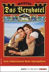 Cover Das Berghotel 173 - Heimatroman