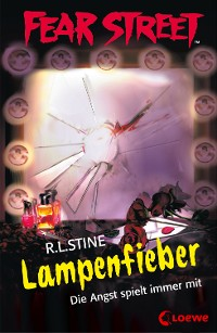 Cover Fear Street 43 - Lampenfieber