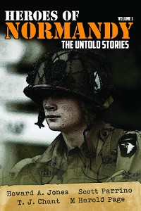 Cover Heroes of Normandy The Untold Stories