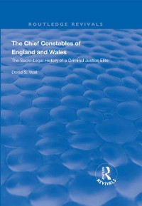 Cover Chief Constables of England and Wales