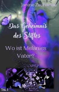 Cover Das Geheimnis des Stiftes