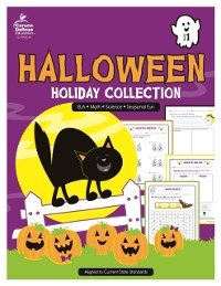 Cover Halloween Holiday Collection, Grade 1