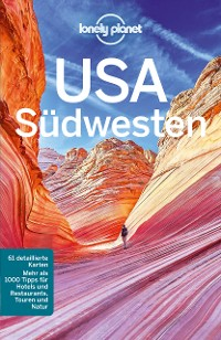 Cover Lonely Planet Reiseführer USA Südwesten