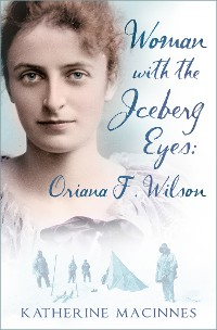 Cover Woman with the Iceberg Eyes