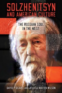Cover Solzhenitsyn and American Culture