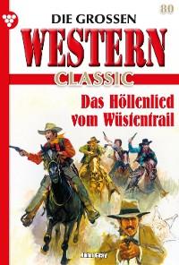 Cover Die großen Western Classic 80 – Western