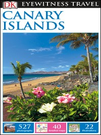 Cover DK Eyewitness Travel Guide Canary Islands