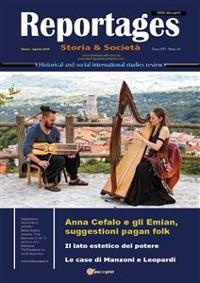 Cover Reportages Storia & Società 26-2019
