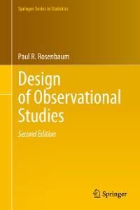 Cover Design of Observational Studies