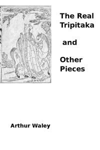 Cover The Real Tripitaka and Other Pieces