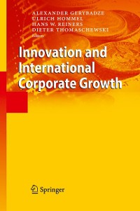 Cover Innovation and International Corporate Growth