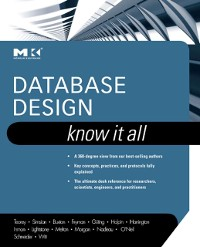 Cover Database Design: Know It All