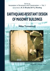 Cover Earthquake-resistant Design Of Masonry Buildings