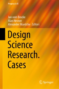 Cover Design Science Research. Cases