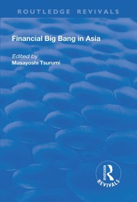 Cover Financial Big Bang in Asia