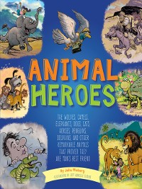 Cover Animal Heroes