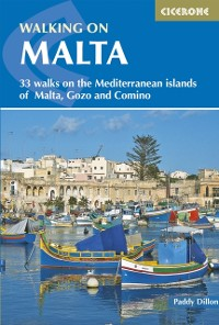Cover Walking on Malta