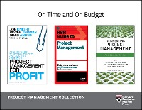 Cover On Time and On Budget: Project Management Collection (4 Books)