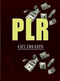 Cover PLR Geldhahn