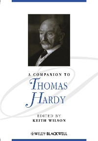 Cover A Companion to Thomas Hardy