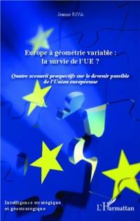 Cover Europe a geometrie variable : la survie de l'UE ?