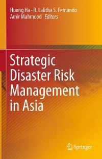 Cover Strategic Disaster Risk Management in Asia