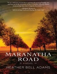 Cover Maranatha Road
