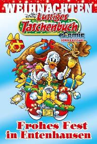 Cover Lustiges Taschenbuch Weihnachten eComic Sonderausgabe 04