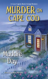 Cover Murder on Cape Cod