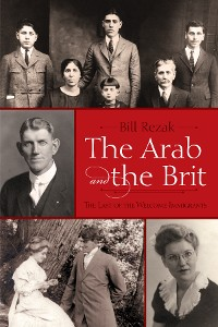 Cover The Arab and the Brit