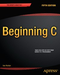 Cover Beginning C, 5th Edition