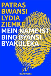 Cover Mein Name ist Bino Byansi Byakuleka
