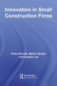 Cover Innovation in Small Construction Firms