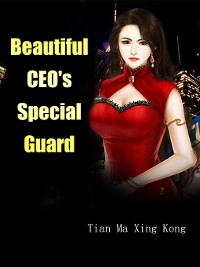 Cover Beautiful CEO's Special Guard